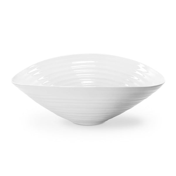 Sophie Conran White Salad Bowl Large
