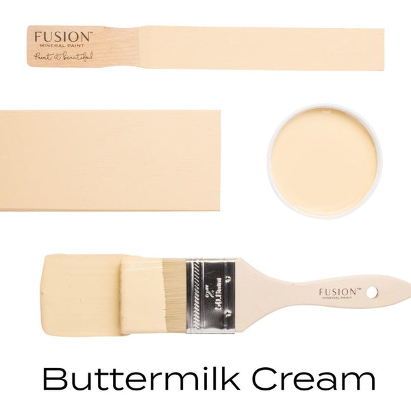 Fusion Paint - Buttermilk Cream