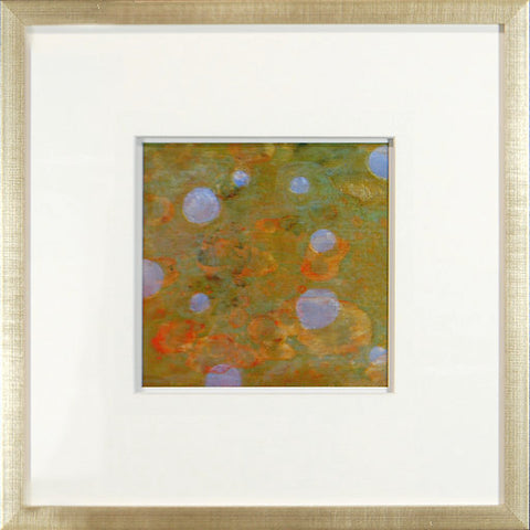 Bubbles Framed Print I