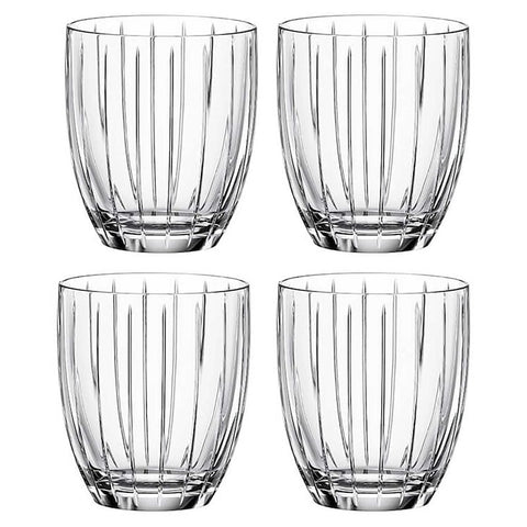 Spiegelau Milano Tumbler Glasses Set of 4