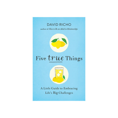 Five True Things Book