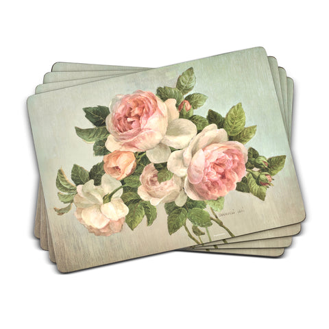 Pimpernel Antique Roses Placemats Set of 4