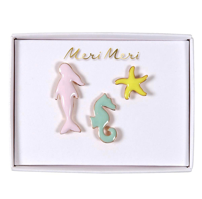 Meri Meri Under The Sea Pins