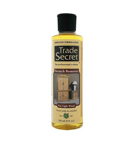 Trade Secret Scratch Remover For Light Wood