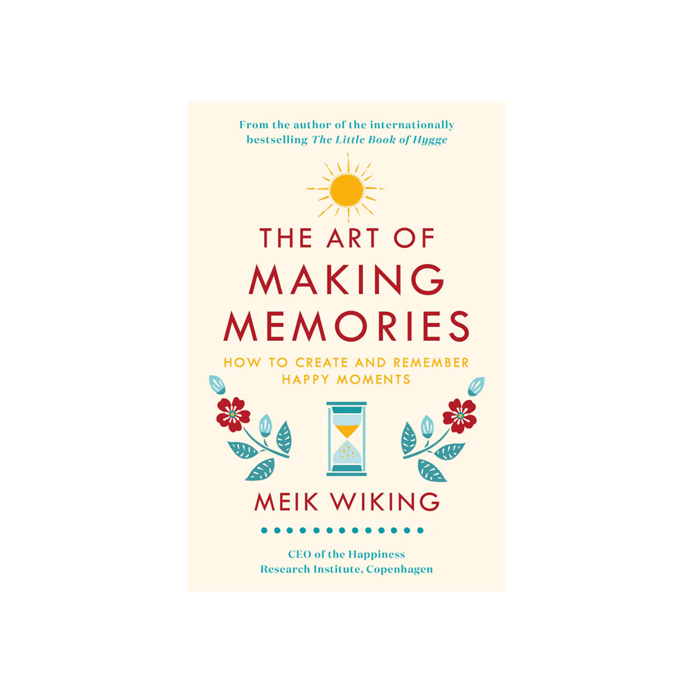 The Art of Making Memories Book