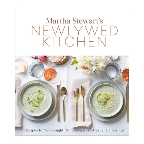 Martha Stewart's Newlywed Kitchen Cookbook