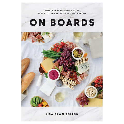 On Boards Cook Book