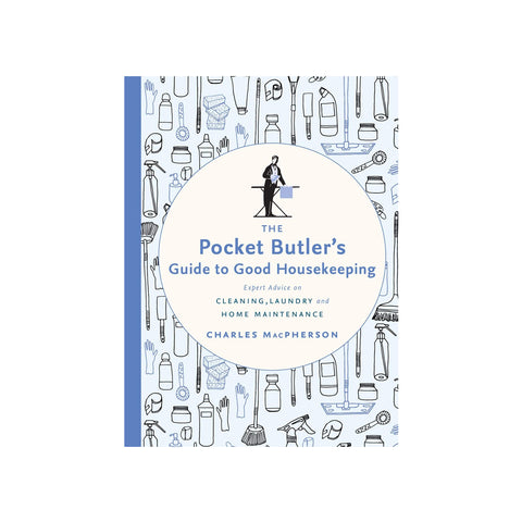 The Pocket Butler's Guide to Good Housekeeping Book