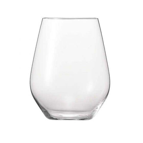 Spiegelau Stemless Wine Glasses Set of 6