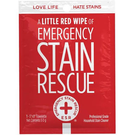 Emergency Stain Rescue