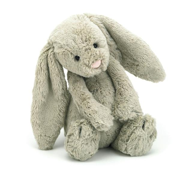 Large JellyCat Oatmeal Plush Bunny