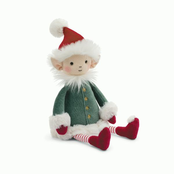 Jelly Cat Plush Elf