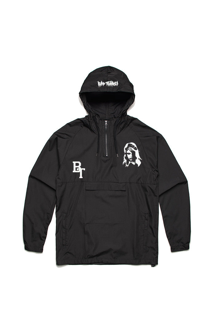 PATCHES WINDBREAKER