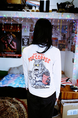 POPCORPSE LONG SLEEVE