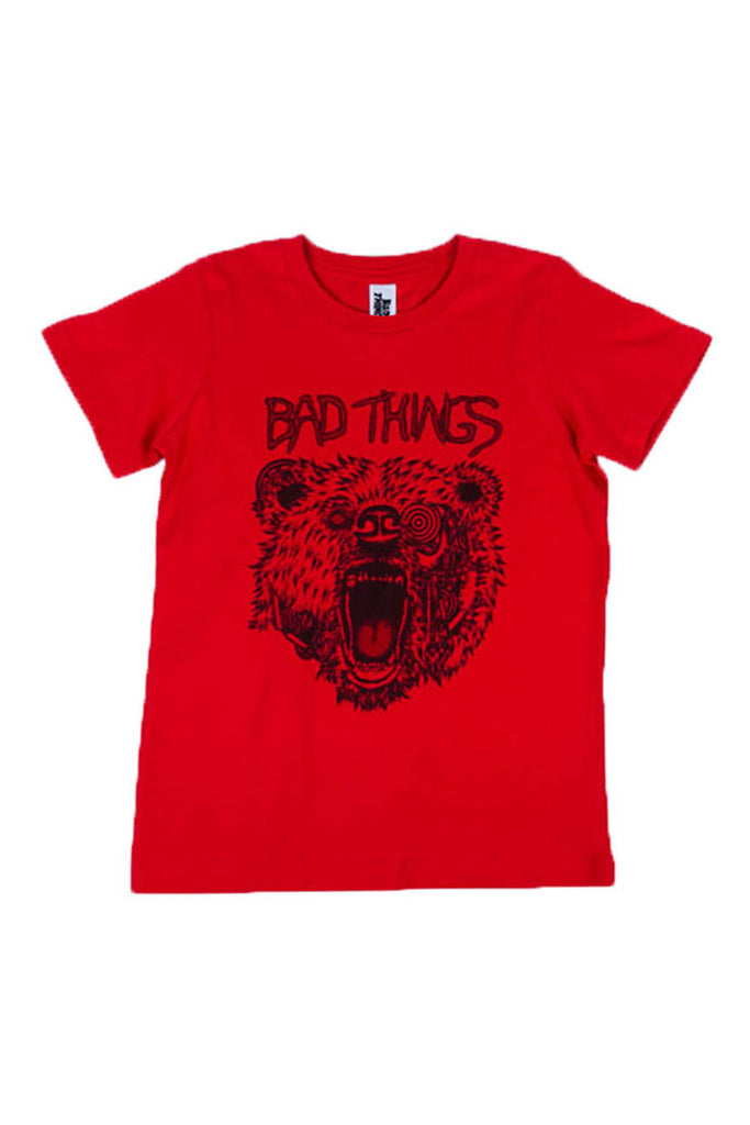 KIDS BAD BEAR TEE
