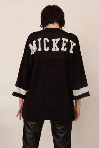 MICKEY FOOTBALL KNIT (unisex)