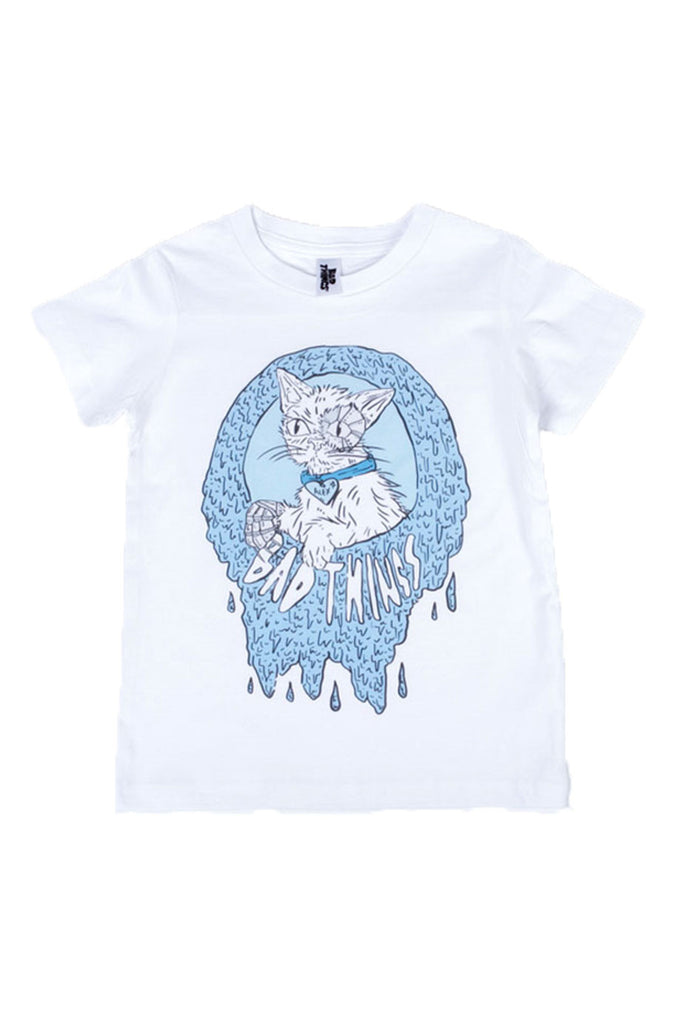 KIDS BAD CAT TEE