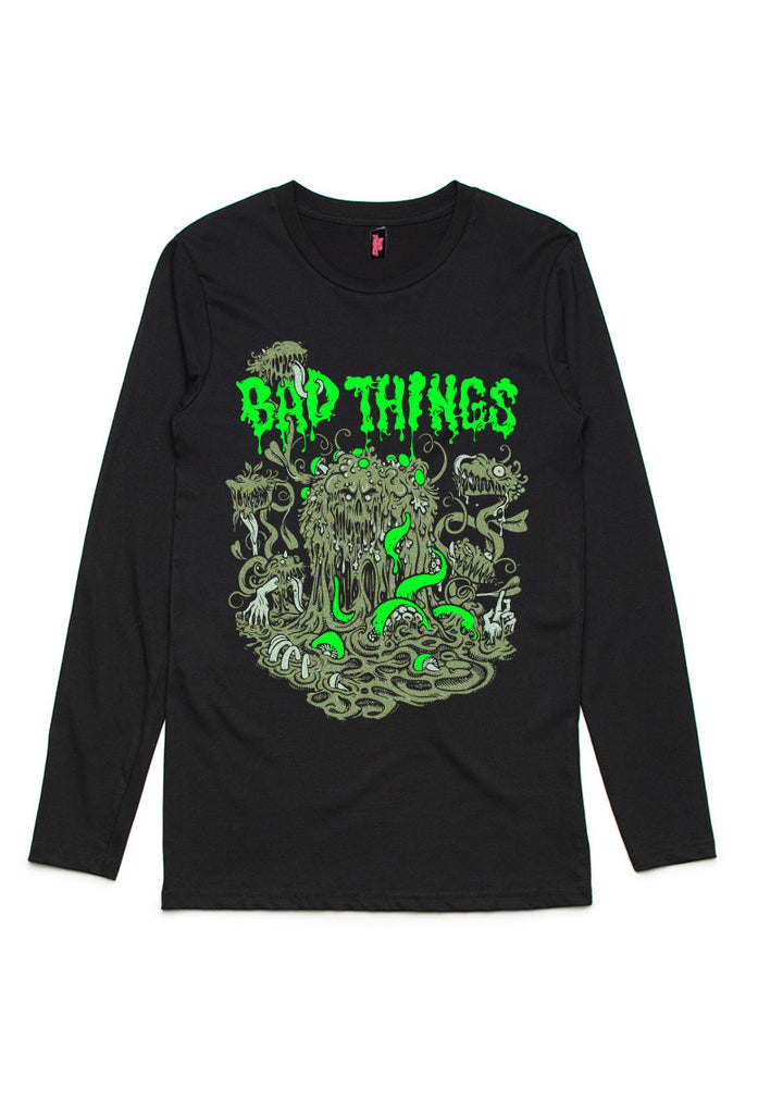 SWAMP LONG SLEEVE