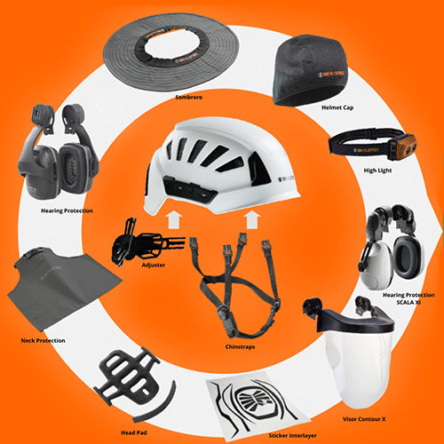 Helmet Accessories - Skylotec
