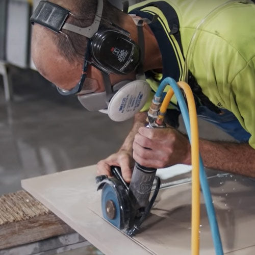 Cutting stone or concrete? New Silica rebates