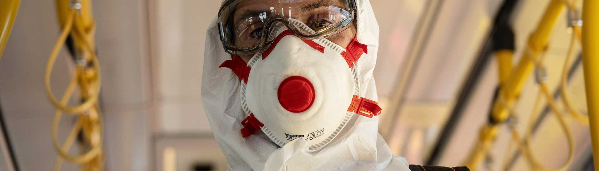 Electricity Industry Respirators & Breathing Masks