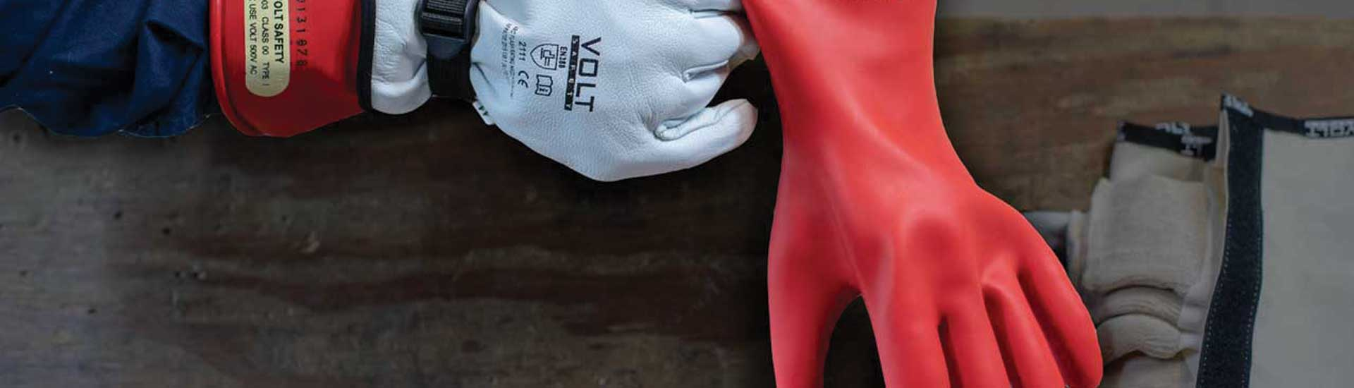 Electrical Industry Gloves & Hand Protection