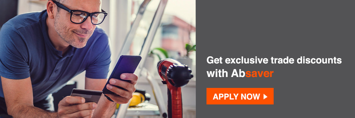 Absaver Trade Discounts - sign up now...