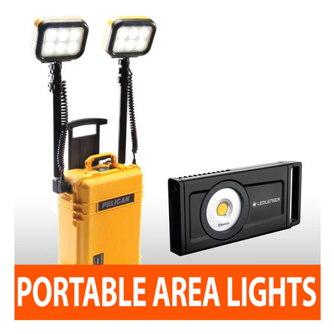 Portable Area Lighting