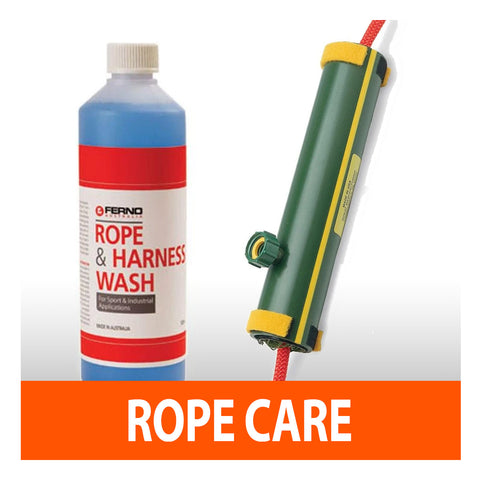 Rope Care & Maintenance