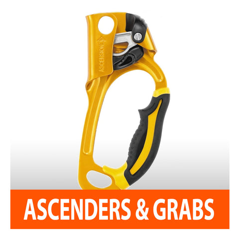 Ascenders & Rope Grabs