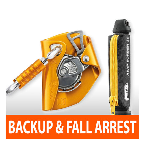 Back Up & Fall Arrest