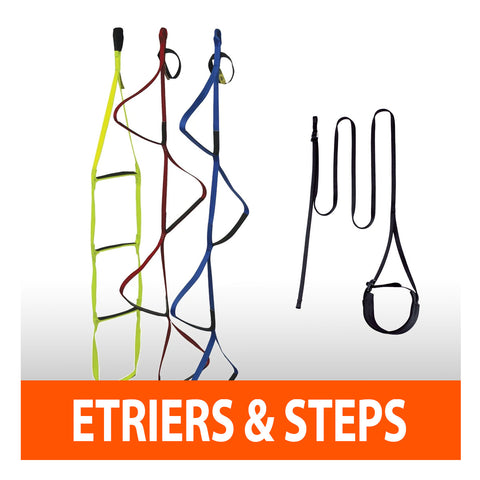 Etrier Steps & Footloops