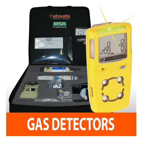 Gas Monitors & Detectors