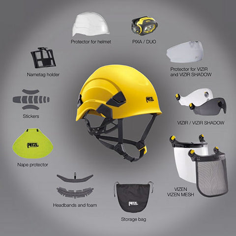 Helmet accessories - Petzl