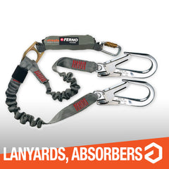 Lanyards & Absorbers