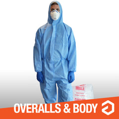 Overalls & Body Protection