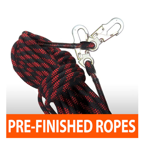 Pre-Finished Ropes