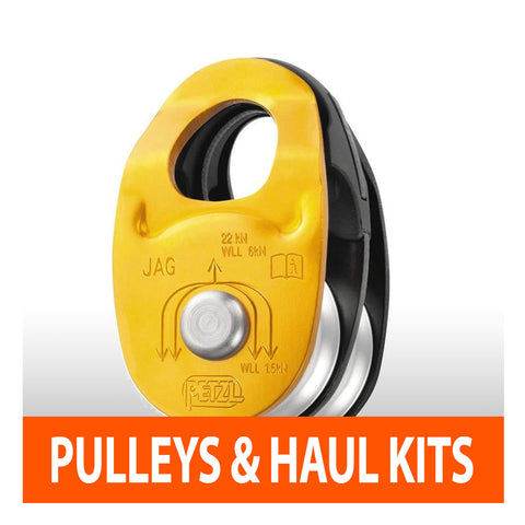 Pulleys & Haul Kits