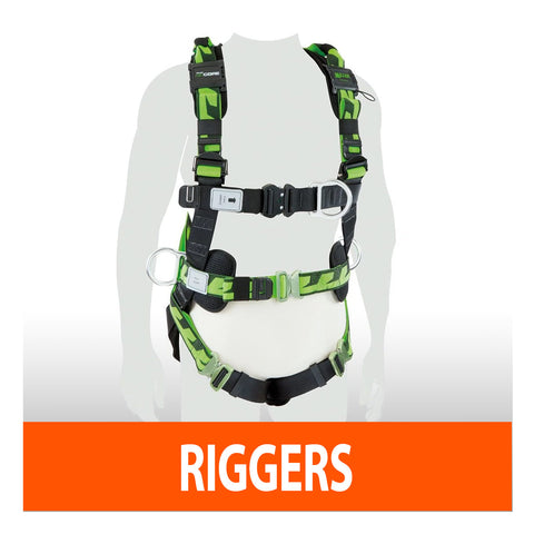 Riggers Harnesses