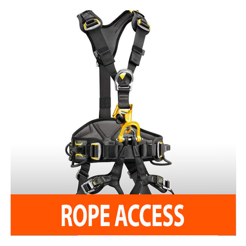 Rope Access Harnesses