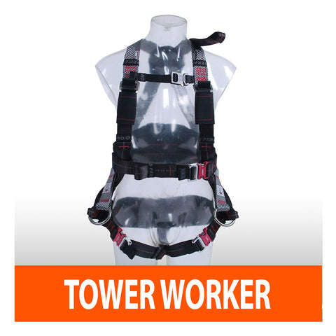 Tower Harnesses