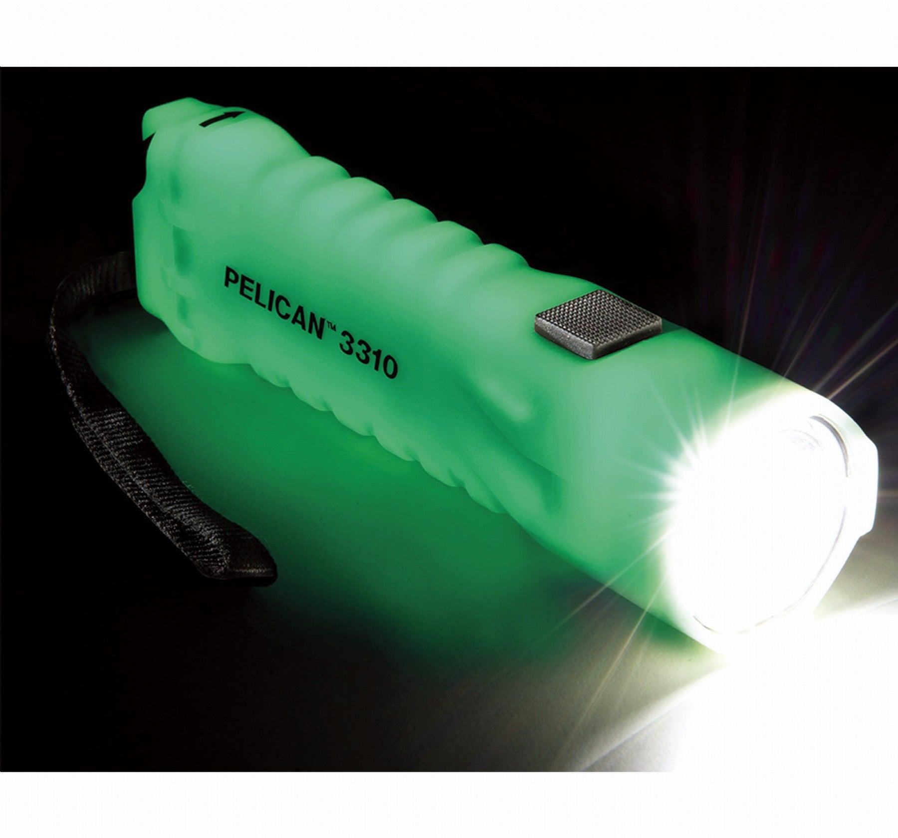Pelican 3310 PL LED Photo-luminescent Flashlight
