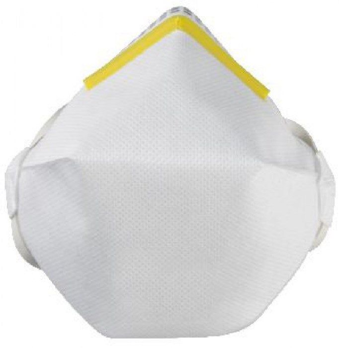 Honeywell 4000 Series Flatfold P1 Disposable Respirators box of 20.
