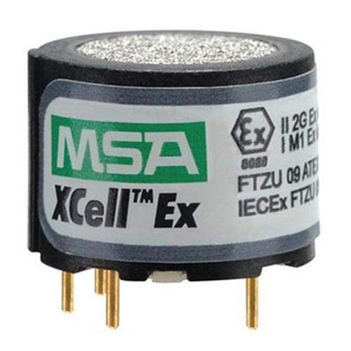 MSA Safety Kit:Replacement,Xcell Sensor,H2S-Lc/Co 10121213
