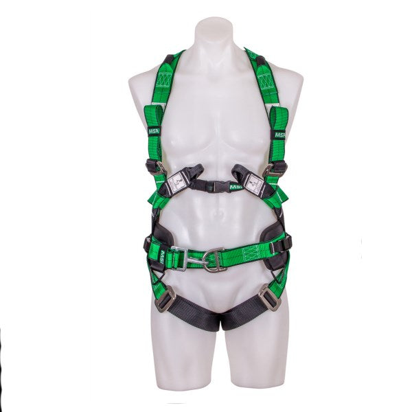 MSA Safety Gravity Miners Harness