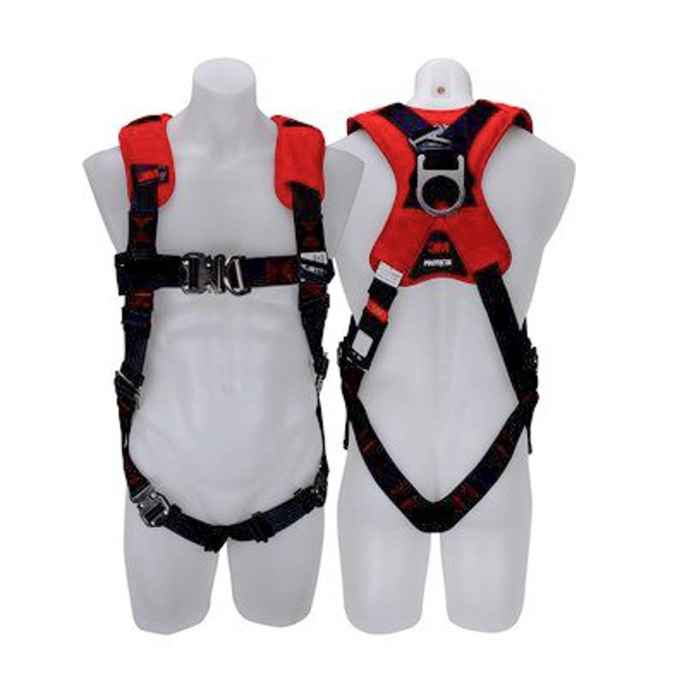 3M Protecta X / Pro X Riggers Harness, Padded, Stainless Steel