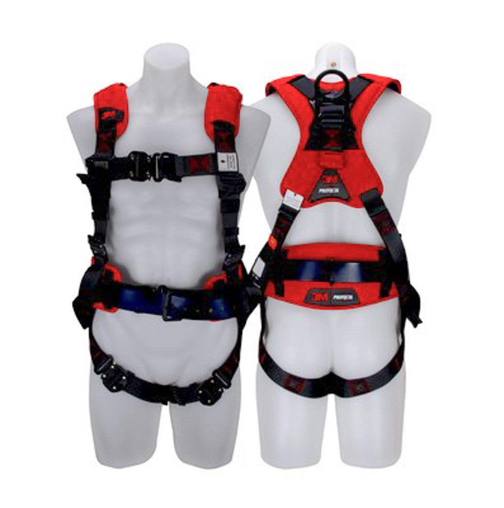 3M Protecta X / Pro X Miners Harness with Padding