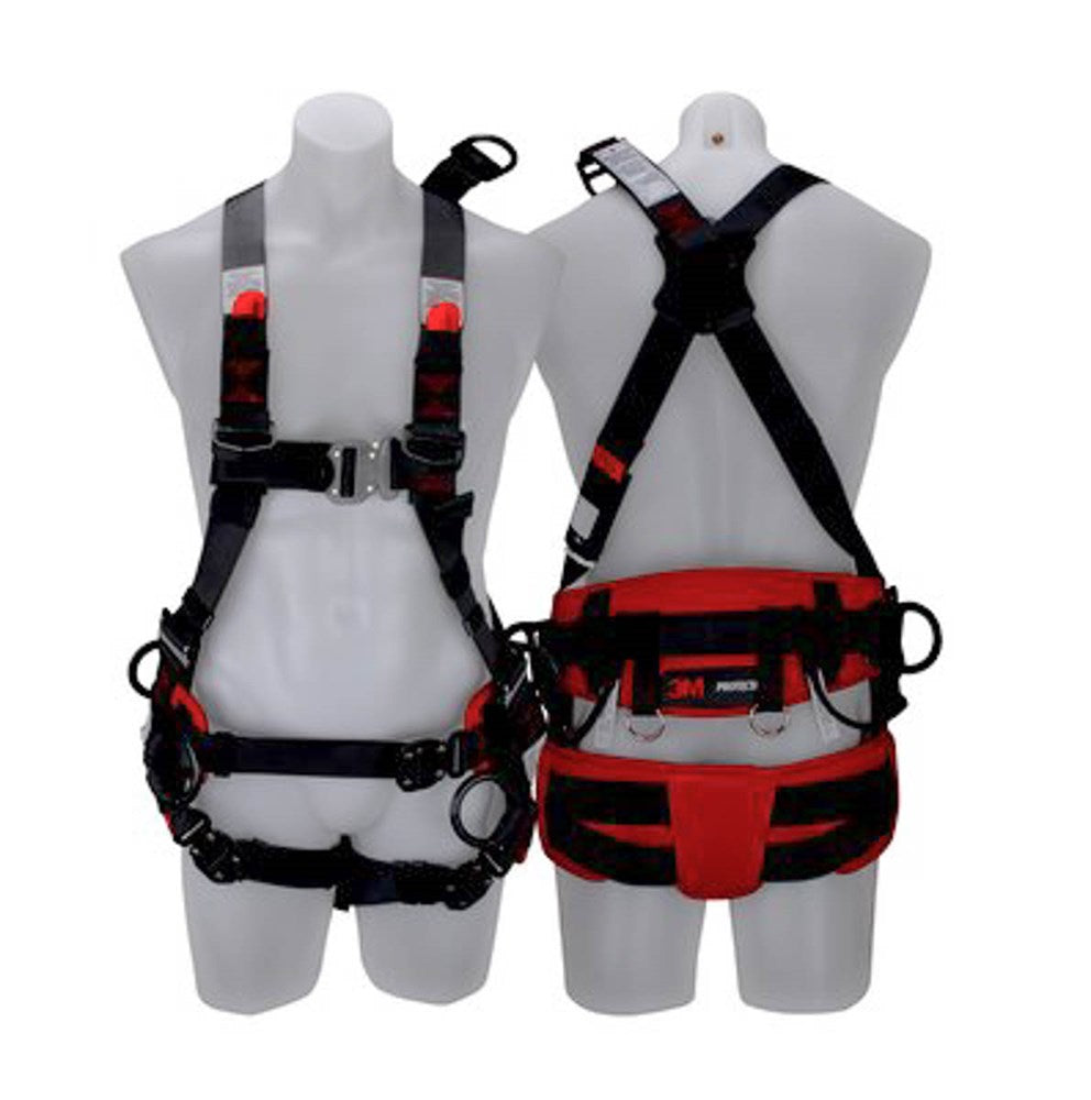 3M Protecta X / Pro X Tower Workers Harness with O-Rings