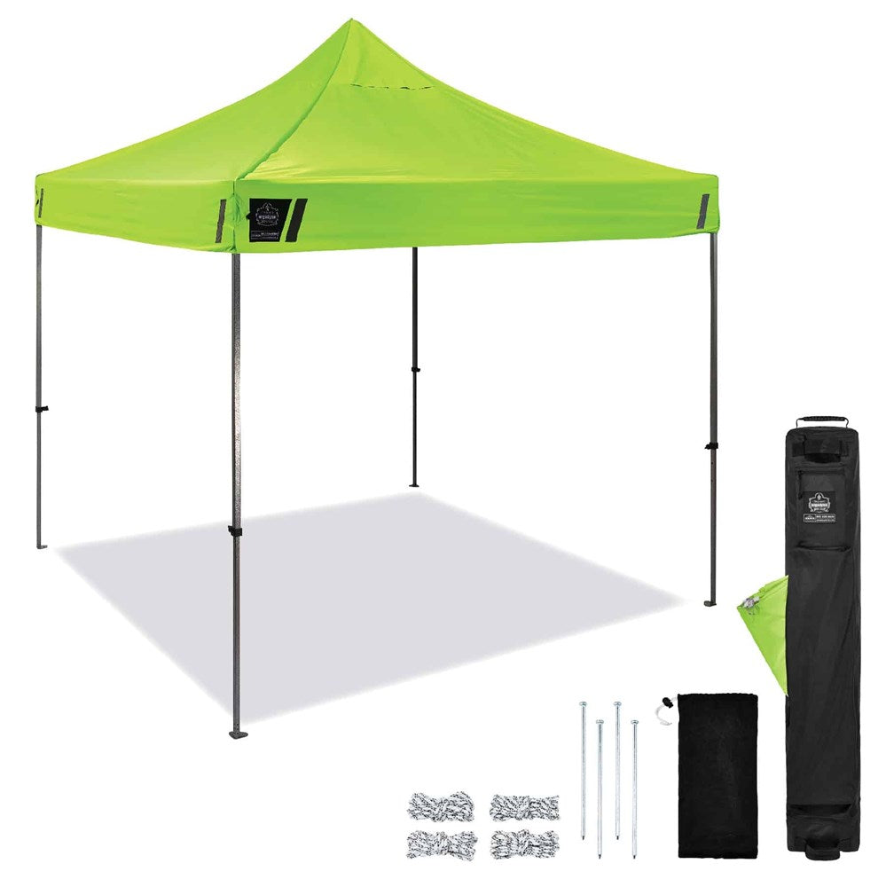 Ergodyne SHAX 6000 Heavy-Duty Pop-Up Shade Tent 6000