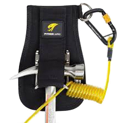 Python Safety HAMMER HOLSTER with Tether